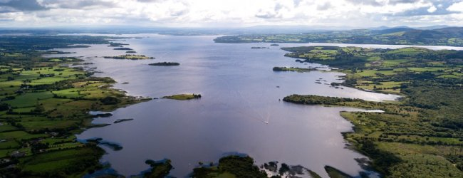 BlackBay Lodge Pesca al Luccio Lough Derg