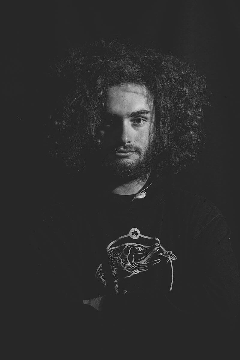 BlackBay Lodge | Samuele Rossi - Sam